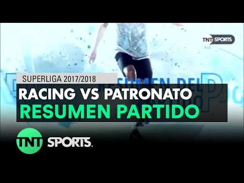 Resumen de Racing vs Patronato (5-0) | Fecha 20 - Superliga Argentina 2017/2018
