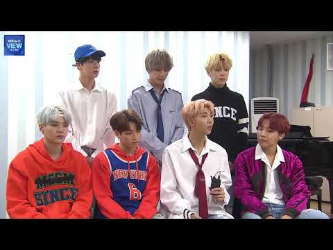 [ENG] 170929 KBS Exclusive Interview - BTS on Billboard Hot 100, Future Goal of No. 1