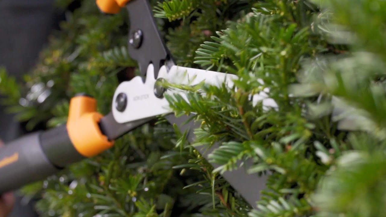 "Fiskars PowerGear2â""¢ Hedge Shears"