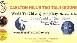 WORLD TAI CHI & QIGONG DAY 2019- MUMBAI, INDIA - BA DUAN JIN