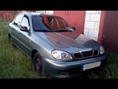 Тест-драйв ЗАЗ Ланос (Daewoo,  Chevrolet Lanos, Sens, Chance)