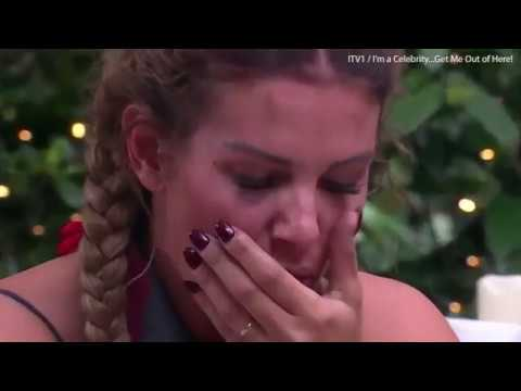 Rebekah and Toff struggle during stomach churning Worst Dates task