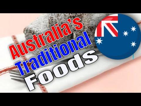 Most 10 popular Australian traditional foods