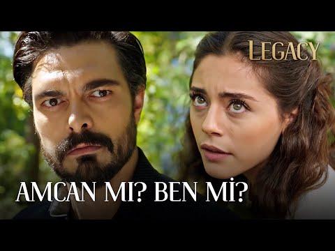 Amcan Mı? Ben Mi? | Legacy 48. Bölüm (English & Spanish subs)