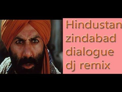 Hindustan zindabad dialogue remix by dj brijesh