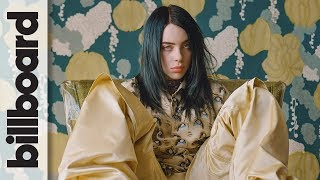Billie Eilish's Billboard Cover Shoot: COVER'D