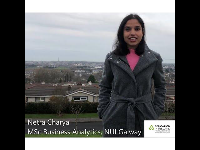 Netra's Journey to Ireland