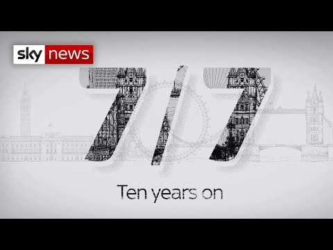 7/7 London Bombings: 10 Years On