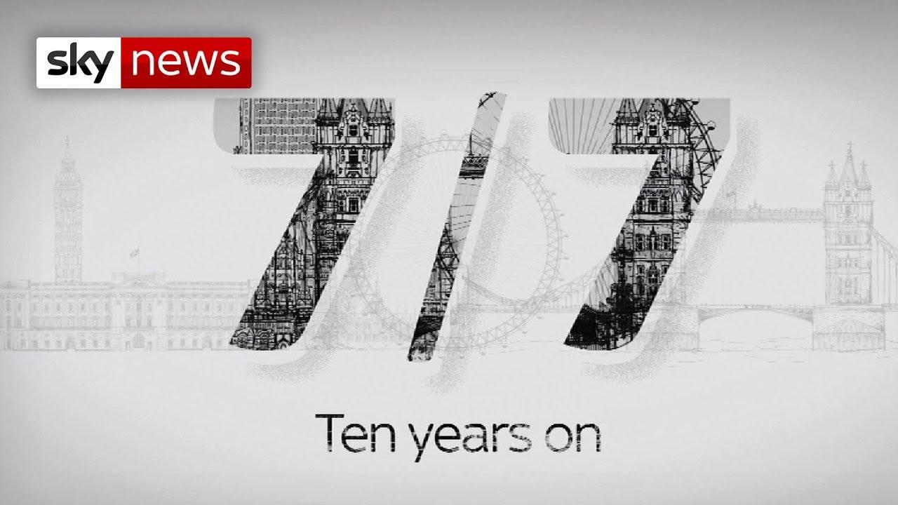 Download 7/7 London Bombings: 10 Years On