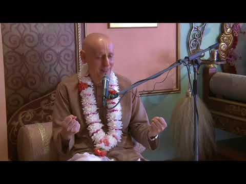 """The Perfection of Household Life"" HG SDA ISKCON Riga, LATVIA 2017.05.02."