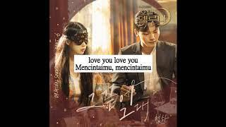 Gambar cover [Indo Sub] Chungha - At The End (그 끝에 그대) Hotel Del Luna OST Lyrics