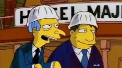 Simpsons - Mr Burns Casino