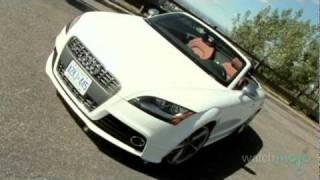 Test Drive: 2011 Audi TTS