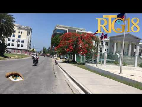 Port-au-Prince Figi Lari 14 Mai 2021