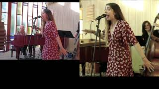 Maya Rae Band - (The In Crowd - Gregory Porter) - July 20, 2020