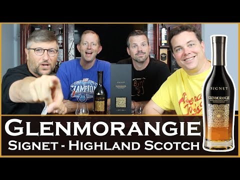 Glenmorangie Signet  -  Highland Single Malt Scotch Whisky Review #118