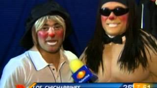 Las Noticias - Gran éxito en el debut de los Chicharrines On Ice