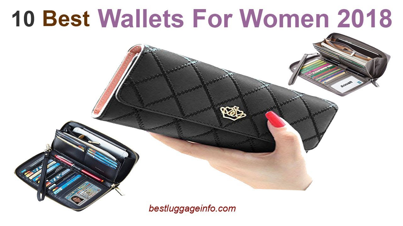 6cca74eefc80 Best Wallets For Women 2018