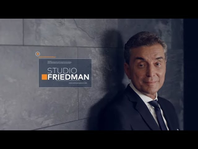 STUDIO FRIEDMAN: Wie sozial soll Deutschland werden?