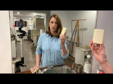 Comment laver vos pinceaux pour peinture à l'huile