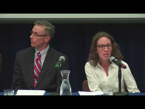 .@fordschool - 21st Century Public Leadership: Lessons from the Rustbelt panel