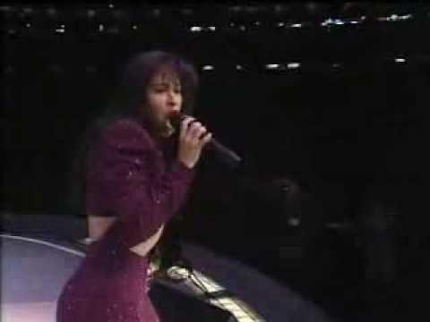 Selena Perez At Her Last Concert