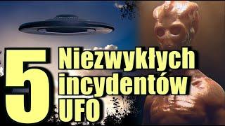 Oto 5 najciekawszych incydentów UFO w historii