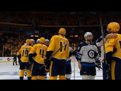 Handshakes: Jets move on, leave Predators at home