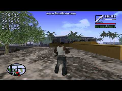 GTA IV weapon.dat for GTA SA