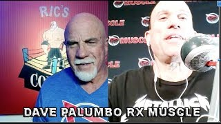 Dave Palumbo RX Muscle BODYBUILDING Changes and more