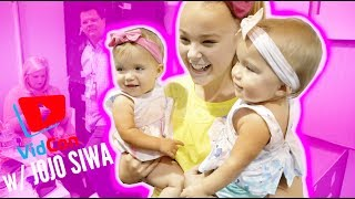 OUR FIRST VIDCON 2017 WITH JOJO SIWA