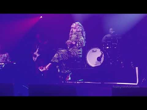 "Haley Reinhart ""Black Hole Sun"" Better Tour London"