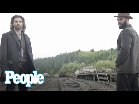 How Well Do Anson Mount and Common Know Each Other? | People