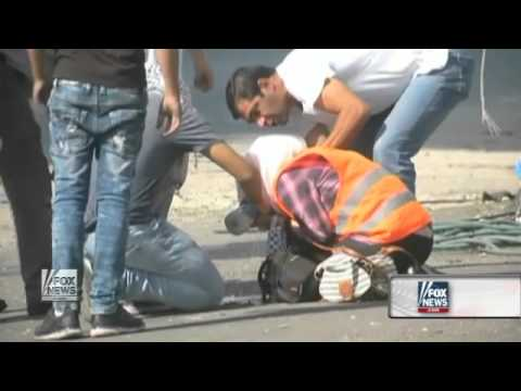 Is media bias influencing coverage of violence in Israel?