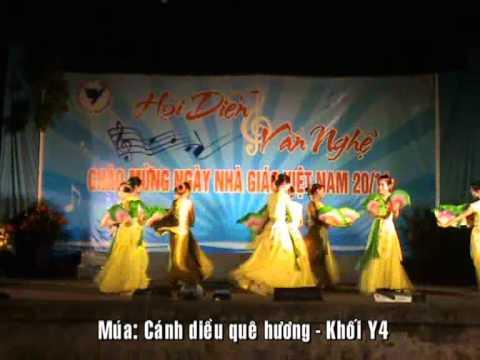 Cánh diều quê hương _Đại học Y Thái Bình