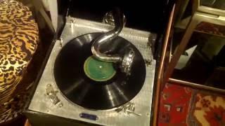 Phonographe portable de la marque