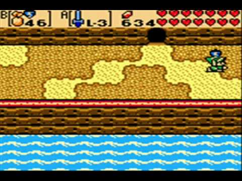 Let's Play LOZ Oracle Of Ages Linked Game Part 17: Secret Hunting 1