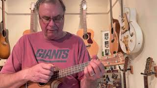 MUJ: Roll On Down the Highway - Bachman-Turner Overdrive (ukulele tutorial)