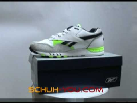 Reebok ERS 2000 White Neon at Schuh-You com Sneaker Store
