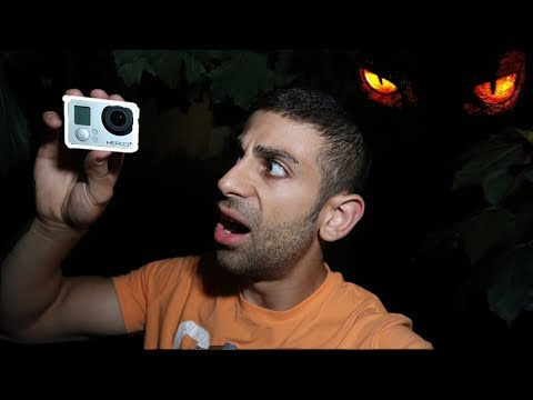 I found a GoPro with creepy / weird Satanic footage on it...
