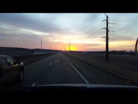 BigRigTravels LIVE - Sioux Falls SD to Albert Lea MN - Sun Mar 06 06:41:49 CST 2016