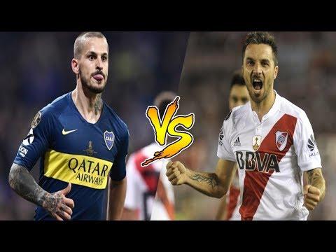Darío BENEDETTO (BJ) vs Ignacio SCOCCO (RP) | 2018 | TOP 5 GOLES