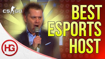 THE BEST HOST IN ESPORTS (CounterPit Hype Guy)