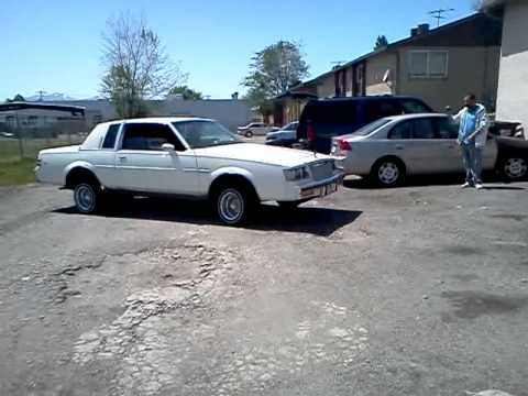 85 Buick Regal with Switches