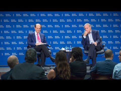 A Conversation with Ray Dalio and Michael Milken