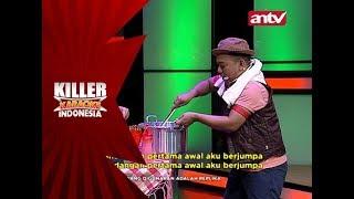 Getaran cenatz-cenutz bikin Anton nggak fokus! – Killer Karaoke Indonesia