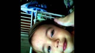 Мария Сыпочева 9 лет Как собирать пазлы вверх ногами