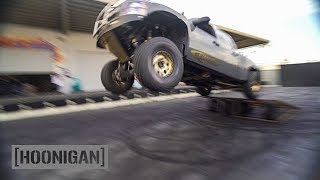 [HOONIGAN] DT 027: Chevy Prerunner Launches into Orbit #donutgarage