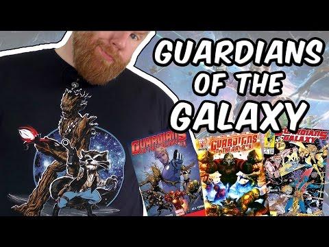 """Guardians of the Galaxy - Ein Überblick über die Comics - """"Geblitzt"""""""