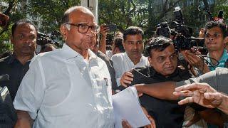 Maharashtra drama: Over 40 NCP MLAs present at party meeting called by Sharad Pawar